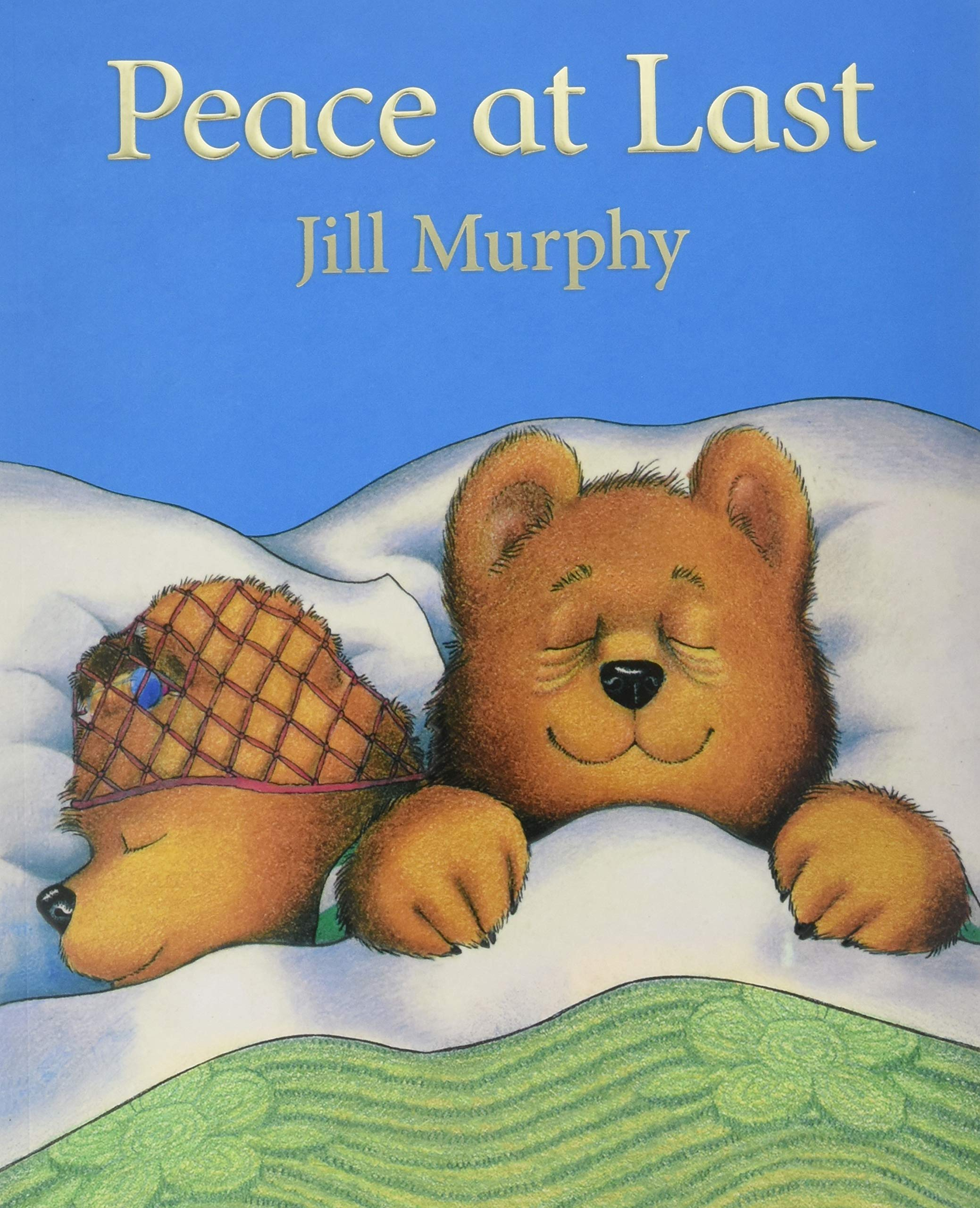 Peace at Last - The Rocketship Bookshop
