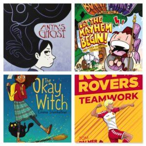 Graphic Novels for Children