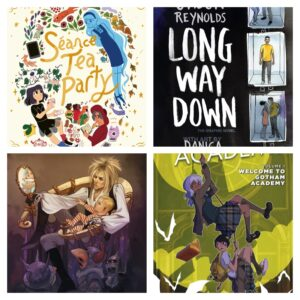 Graphic Novels for Teens