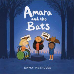 Amara and the Bats & The Bat Page