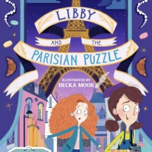 Pre-order Libby And The Parisian Puzzle